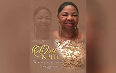 Ora B. Reed 1946-2021