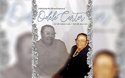 Odele Carter 1929-2021